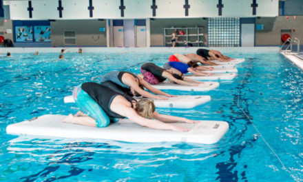 London's Latest Workout Craze is On Water