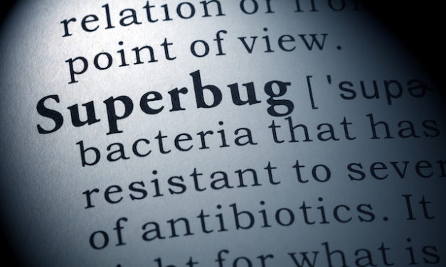 Get A Wiff of This Superbug Killer