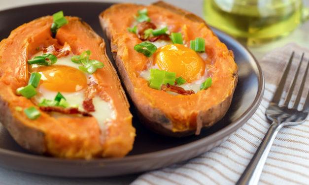 Let's Toast to Breadless Breakfast Treats