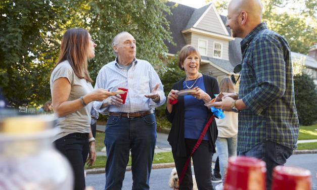 How to Make Nice with Your Neighbors