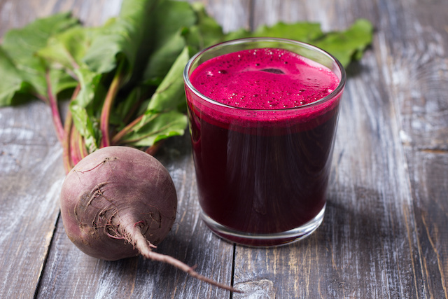 "Say ""Yes"" to Beet Juice!"