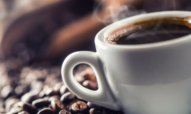 For The Love of Coffee: A Story for the Heart