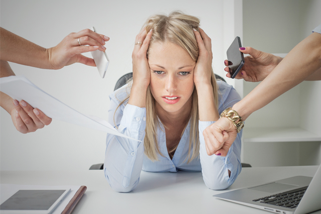 High Stress Jobs May Not Be As Unhealthy as You Think
