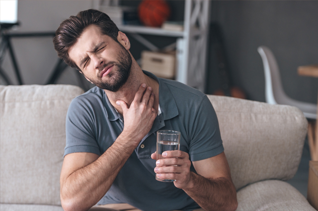 My Throat Hurts! What Do I Do?