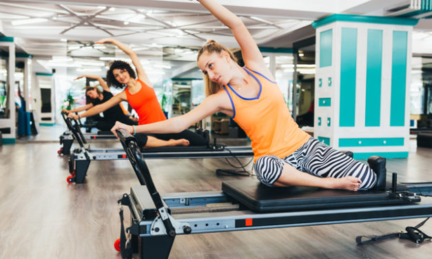 The Health Benefits of Pilates
