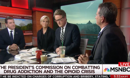 Dr. Dave Campbell on MSNBC's Morning Joe – The Teen Formula