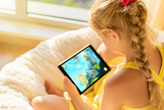Is it Time For a Family Vacation from Electronics?