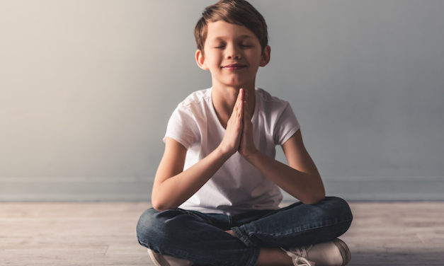 Meditation Helpful for Disruptive Students