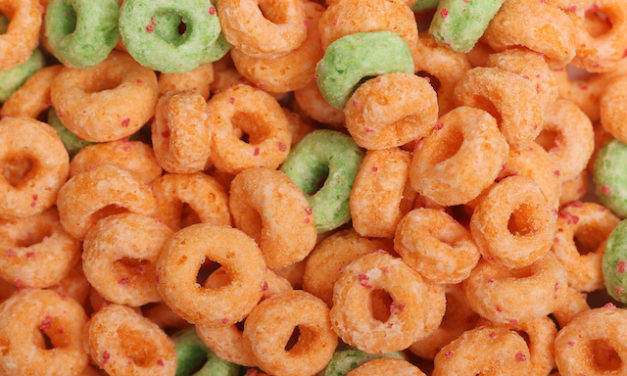 Artificial Apple Jacks?