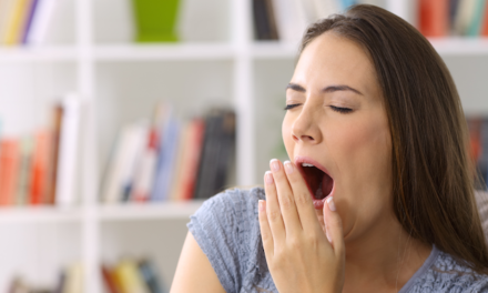 Ladies, Here's Why We're Yawning at Noon