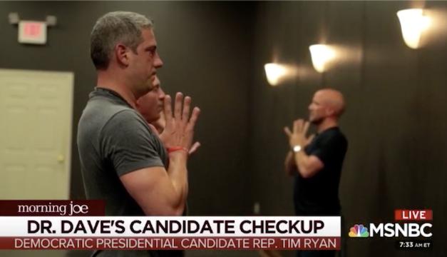 Dr Dave's Candidate Checkup: Tim Ryan