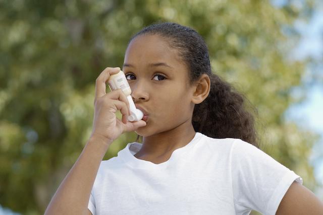 A Way to Decrease Asthma Attacks?