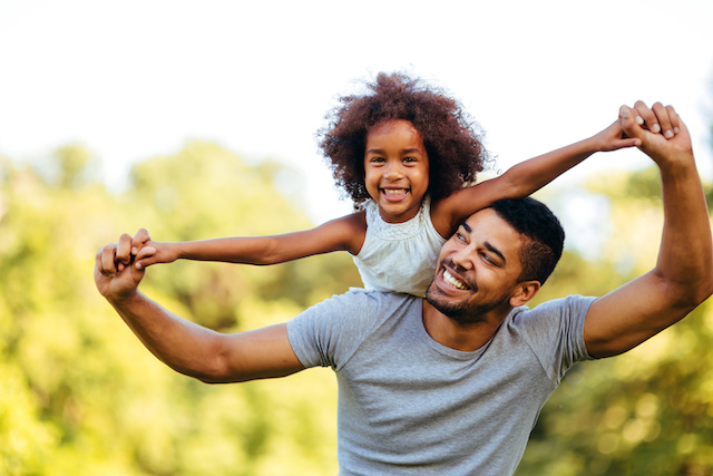 How To Have A Positive Parent-Child Relationship - Dr Dave Campbell