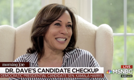 Dr Dave's Candidate Checkup: Kamala Harris